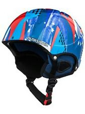 Quiksilver The Game Youth Snowboard Helmet XXS 1030