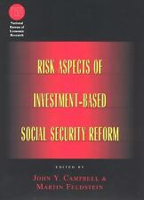 Risk Aspects of Investment-Based Social Security Reform (National Bureau of Econ