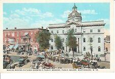 1920's Making Moving Pictures in Martinsburg, WV West Virginia PC