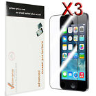 3pcs Clear Reusable LCD Screen Protector Cover Guard for iPod Touch 5 5th Gen 5G