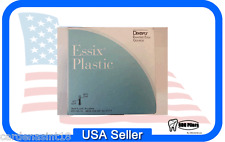 """ESSIX C+ VACUUM FORMING SHEETS  5"""" SQUARE BOX x 100 pieces Made in USA"""