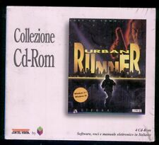 URBAN RUNNER pc cd rom ITALIANO tomb raider NUOVO SIGILLATO avventura giochi