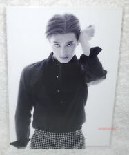 Zhou Mi Vol.1 Rewind Taiwan Promo mini Folder (ClearFile) Super Junior-M ZhouMi