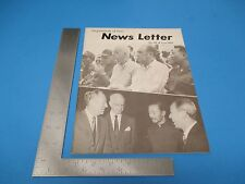 Department of State News Letter June 1969, The Secretary's 17-Day Trip, M632