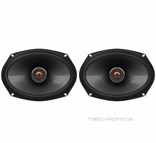 "JBL GX962 +2YR WARANTY 6""X9"" 300W 3 OHMS COAXIAL FULL RANGE CAR STEREO SPEAKERS"