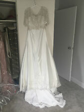 Antique Style Wedding Dress - Never Worn!