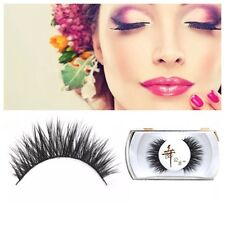 Real Mink Natural Thick False Fake Eyelashes Soft Eye Lashes (shipped From US)