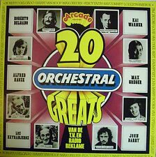 LP  20 Orchestral Greats