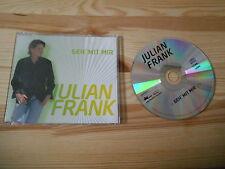 CD Schlager Julian Frank - Geh mit mir (1 Song) Promo DA MUSIC / DAXHILL