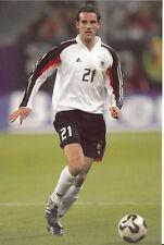 Christoph Metzelder DFB WM 2006 Panini Photo Cards TOP +A28795