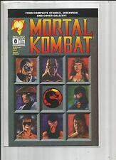 MORTAL KOMBAT #0 1994 VERY FINE+ 8.5