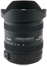 Sigma EX 12-24 mm 1:4,5-5,6 II DG HSM für Nikon