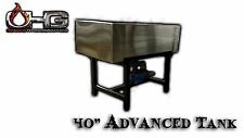 """40"""" Advance Tank Galvanized Water Transfer Printing Hydrographic Film Dipping"""