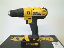 DeWalt DCD776C2 18V XR Compact Combi Drill with 2 batteries