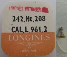 Longines 961.2 watch part: cannon pinion height .208