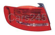 Audi A4 S4 B8 2008- Wagon Rear Tail Light RIGHT RH