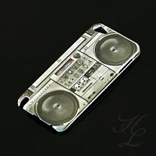 Apple iPod Touch 5 5G Hard Case Schutz Hülle Cover Motiv Etui Ghetto Blaster
