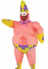 Patrick Costume Boys Child Inflatable Spongebob Character Sponge Bob - Fast -