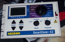 NELSON SMART ZONE  12  STATION IRRIGATION CONTROLLER  FRONT PANEL  NEW OLD STOCK