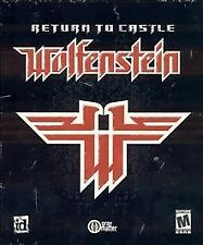 Return to Castle Wolfenstein (Steam Key Only) (PC, 2001) - US version