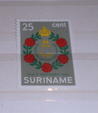 "SURINAME 1964 ""STATUE OF THE KINGDOM"" MNH** STAMP (CAT.8)"