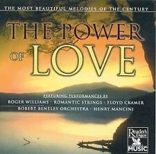 Most Beautiful Melodies of the Century: The Power of Love by Various Artists...