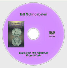 Exposing the Illuminati from Within - Bill Schnoebelen [DVD - 3h45m]