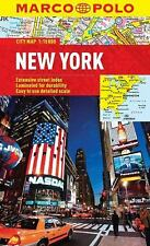 Marco Polo City Maps: New York Marco Polo City Map by Marco Polo (2012, Sheet...