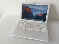 Apple Macbook (A1181) 2.13GHz C2D 160GB HD 2GB, 5,2 EL Capitan WIFI DVD Nvidia