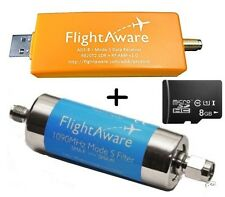 MicroSD +Pro Stick USB ADS-B Receiver + 1090MHz Band-pass Filter frm FlightAware