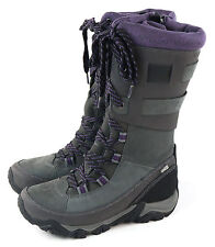 Merrell Women's Polarand Rove peak Waterproof Winter Boot Granite Size 8.5 M US