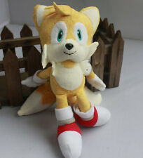 "NEW Sonic the Hedgehog Sonic X Miles""Tails""Prower 8""  Stuffed Animal"