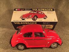 Taiyo Combination Volkswagen Bug VW Beetle Non-Fall Bump 'N Go With Box!