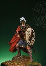 "ROMEO MODELS RM 75-34 - ""HOSTUS"" SARDO-PUNIC ARISTOCRATIC - 75mm WHITE METAL KIT"
