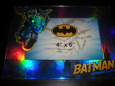 "BATMAN 4"" X 6"" MAGNETIC DESK TABLE TOP PICTURE FRAME"