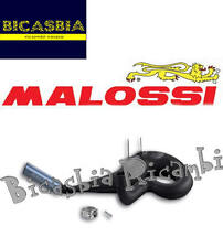 7480 - MARMITTA MALOSSI POWER EXHAUST BLACK SOUND VESPA 125 150 COSA LML STAR 2T