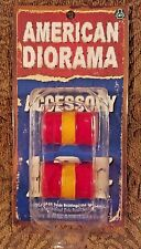 American Diorama Oil Drum (Set of 2) 1:24 Scale #23985