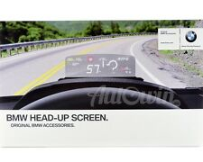 BMW Genuine Head-Up Screen Driving Assistance OEM Accessories