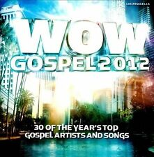 Various Artist, WOW Gospel 2012 (2 CD), New