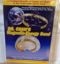 Dr. Chan's Magnetic Energy Band  Acupressure With Ancient Magnetic Therapy For A