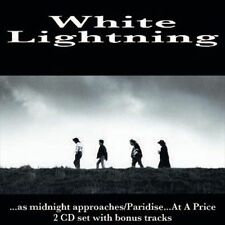 As Midnight Approaches by White Lightning (CD, Mar-2010, 2 Discs, Angel Air...