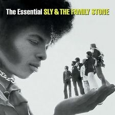 Essential Sly & The Family Stone - 35 Tracks/2 CDs..NEW