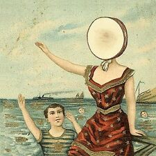 In the Aeroplane Over the Sea by Neutral Milk Hotel *New Vinyl LP*