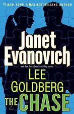 Fox and O'Hare: The Chase by Lee Goldberg and Janet Evanovich (2014, Hardcover)