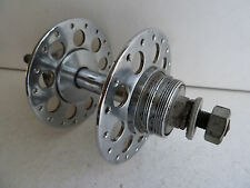 vintage Grampion rear track hub, 36 hole, 126mm, Made in England, Raleigh