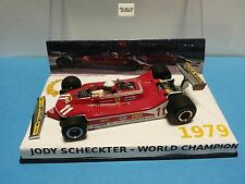 RARE 1/43 F1 CONVERSION FERRARI 312 T4 JODY SCHECKTER 1979 WORLD CHAMPION