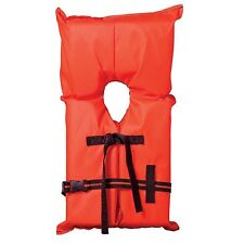 Absolute Outdoor Kent Children Compliance PFD Type II Life Jacket (Small) New