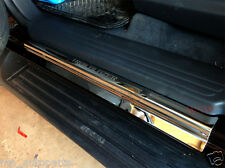 5 DOOR SILL SCUFF PLATE STAINLESS STEEL CHEVROLET HOLDEN COLORADO 7 SUV 12 13 14