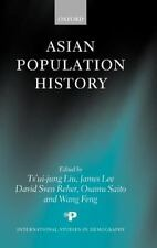 Asian Population History (International Studies in Demography)-ExLibrary