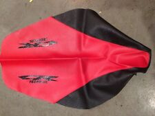 1991-01 Honda CR500 1992-96 CR250 1993-97 CR125 Tecnosel Seat Cover Black/red